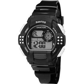 Relógio De Pulso Santos Time De Futebol Masculino Technos - Relógios ... d63182aee3ad9
