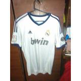 Camiseta Del Real Madrid 2012 120 Años