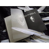 Death Note / Diario De La Muerte Anime C/lapicera Pluma
