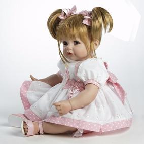 Boneca Adora Doll Happy Birth Bebê Reborn