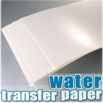 11und Papel Decalque Water Slide Transfer Jato De Tinta