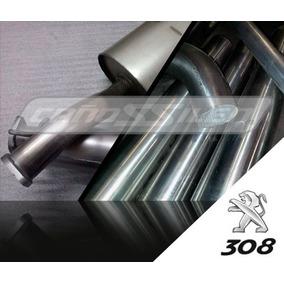 Peugeot 308 Gti 208 Gt/xy Cañossilen - Gurpo 1 Equipo Inox