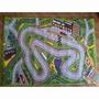 Carpeta Alfombra Infantil Pista 100x140cm Calles Mod.2