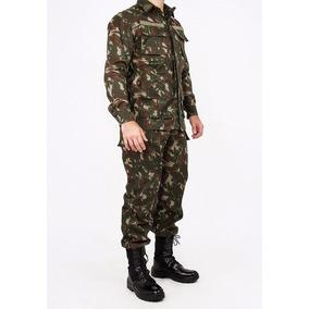 Fardas Táticas Militar Camuflada Rip Stop Unifo Parcelado