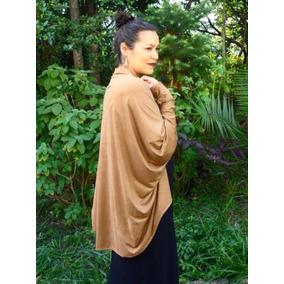 Casaquinho Kimono Feminino Estampado Inverno Pronta Entrega