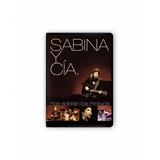 Dvd-concierto-sabina Y Cia-nos Sobran Motivos