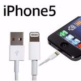 Carregador Cabo De Dados Usb P/ Iphone 5 5c 5s 6 Ipad Ipod