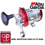 Reel Rotativo C3 Ct Mag Hi Speed Abu Garcia