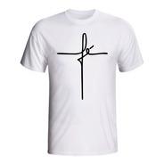 Camiseta Fé Masculina