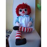 Annabelle - Boneca Raggedy Ann