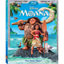 Blu-ray Moana / Bluray + Dvd