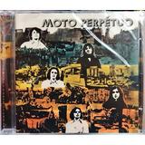 Cd Moto Perpétuo - Album (1974) Lacrado
