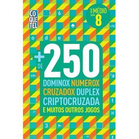 Mais De 250 Dominox, Numerox, Cruzadox, Duplex, Criptocruzad
