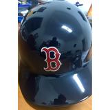 Capacete Boston Red Sox Rawlings Baseball 7 1/2 Esquerdo