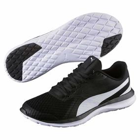 Zapatillas Puma Flex T1 Negras 100% Originales!