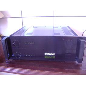 Amplificador De Potencia Staner 800s 100%