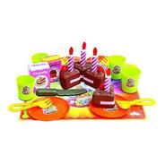 Bolo Crec Crec Festa De Aniversário Brinquedo Infantil