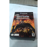 Batman Riseof Sin Tzu Gamecube Superjuegos