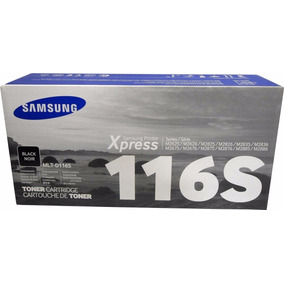 Toner Samsung 116 Negro Mlt-d116s Original ( D116s ) 116s