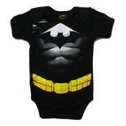 Pañalero Batman Disfraz Con Musculos Original - Ropa De Bebe