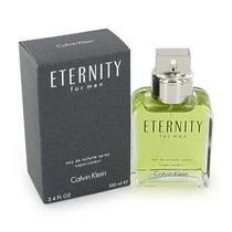 Perfume Eternity Calvin Klein Masculino 100ml Importado Usa