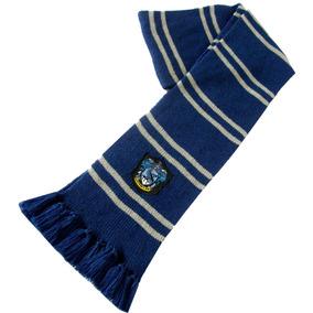 Bufanda Harry Potter De La Casa Ravenclaw Colegio Hogwarts