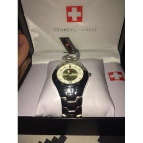 Reloj Unisex Marca Montre Suisse