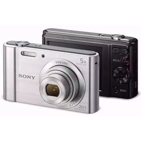 Câmera Digital Sony W800 Cyber Shot 20.1 Mp Hd
