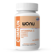 Wonu, Belinda, Vitamina C, E Y D3, Equinacea Zinc Y Jengibre