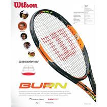 Raqueta Wilson Burn 100 /360proshop