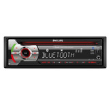 Stereo Phillips Stereo Conexión Bluetooth, Cd,usb Cem2220bt5
