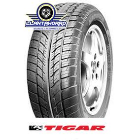 Llanta 185/60 R14 Tigar Michelin Garantia 5 Años Remate!!!!!