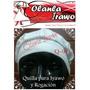 Quillas Y Pañoletas Blancas Olanlairawo Para Iyawo Santeros