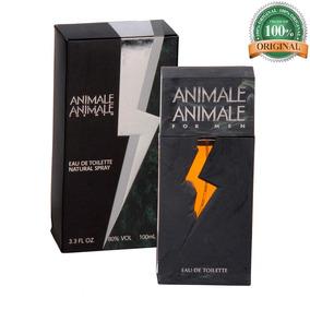 Perfume Masc Animale Animale For Men Original 100ml Ad8005