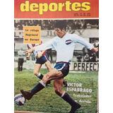 Lote 4 Revistas Deportes, Peñarol Nacional Fútbol, D4cf3