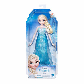Muñecas Disney Frozen Princesa Elsa Original Tienda Hasbro