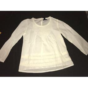 Camisa Remera De Vestir Gap Niña Talle 14 Xxl Importada Usa