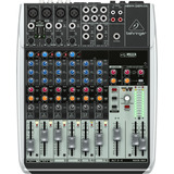 Behringer Mixer Xenyx Q1204 Usb Mezcladora