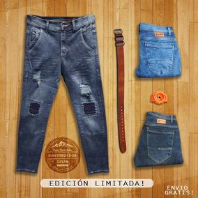 Jean Pitillo Para Hombre Moda - Ropa y Accesorios en Mercado Libre Perú 1cfb82db10a
