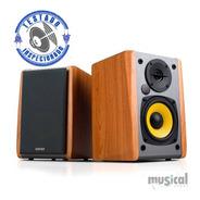 Monitores Referencia Edifier R1010bt Madeira Promoção!