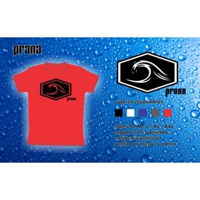 Remera Surf & Skate Prana