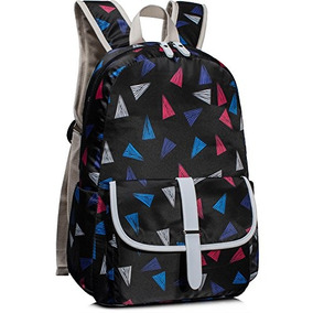 Leaper Cute Canvas School Mochila Laptop Bag Shoulder Daypa