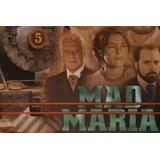 Minissérie Mad Maria Em 5 Dvds - Frete Grátis !!!
