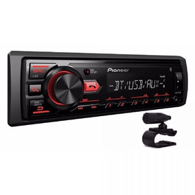 Som Automotivo Pioneer Mvh-298bt Bluetooth Usb Onofre Agora
