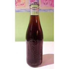 Coca Cola Botella Colección Historica Mod3 Base 1 Peso!!!