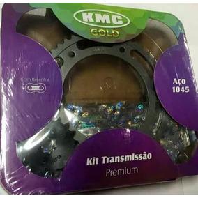 Kit Relação Nxr Bros 150 2009 Em Diante Kmc C/ Retentor