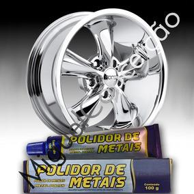 Massa Polir Metal Parachoque Grade Cromada Outros Materiais