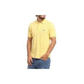 5e42c3e037a Camisa Lacoste Replica Perfeita Manga Longa Masculino - Camisa Pólo ...
