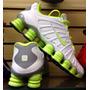 Nike Shox 12 Molas Novo E Na Caixa + Frete Grátis