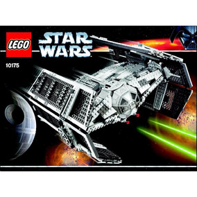 Lego Star Wars 10175 Vader´s Tie Advanced - Completo Sem Cai